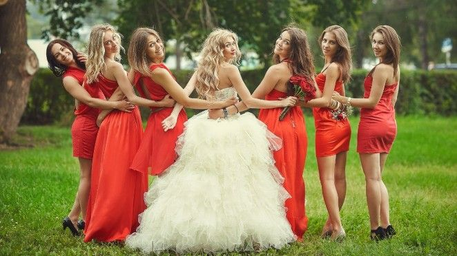 каждой женщины, свадебного платья