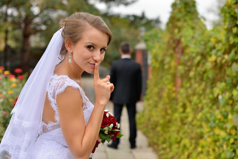 будет зависеть, Свадебные приметы